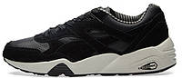 Мужские кроссовки Puma R698 CITI SERIES Black (Пума) черные