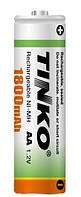Аккумулятор TINKO 2000 mAh Ni-MH  size AA