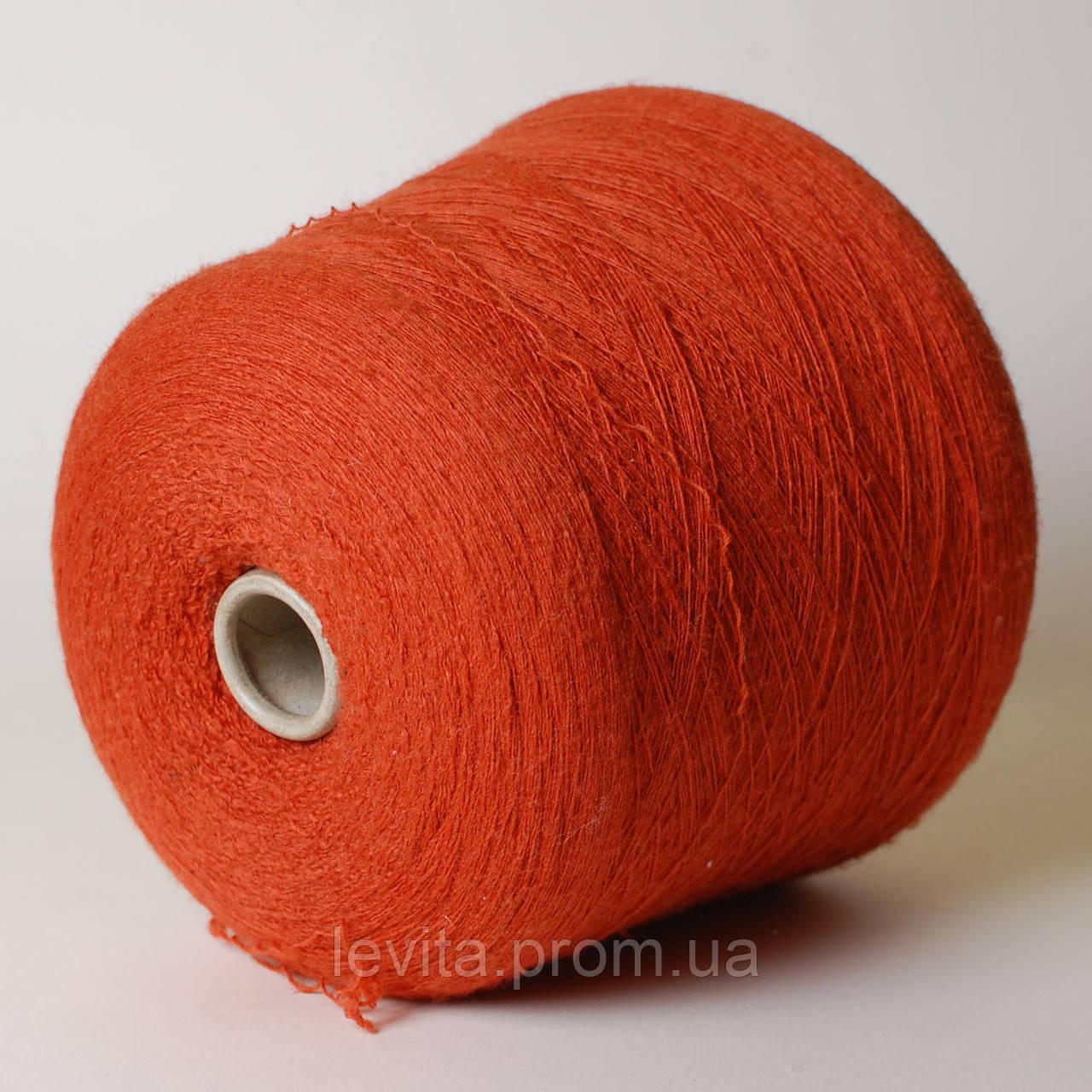 """Пряжа Arianna, рыжий кирпич (95% меринос, 5% эластан; 1400 м/100 г) в интернет-магазине пряжи """"Левита"""""""