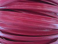Кедер (кедрик) кант шовный полиэтиленовый малиновый