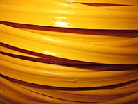 Кедер (кедрик) кант шовный полиэтиленовый жёлтый