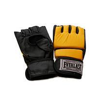 Перчатки для единоборств EV MMA 4019 BWS (р.XL)