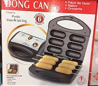 Прибор для приготовления хот догов (электрогриль,хотдогер, hotdogger)