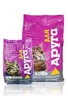 Корм для котов Для Друга 10 кг (Курка)