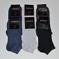 Мужские носки Nicole - 7.00 грн./пара (короткое ассорти), фото 1