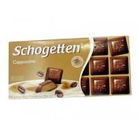 Шоколад Schogеtten Cappuccino 100 гр