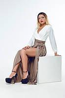 """Женское платье в пол """"Струя"""", фото 1"""