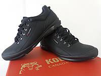 Кожаные весенние туфли Columbia