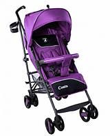 Коляска-трость CARRELLO Costa CRL-1409 Striking Purple)