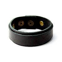 Шкіряний браслет «Crank» кожаный браслет на кнопках, браслет из кожи, різних кольорів