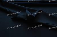 Ткань костюмная Оникс черный 3.11,домотканое полотно, домотканка,ткань для ручной вышивки, фото 1
