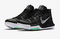 Баскетбольные кроссовки Nike KYRIE 3 Black Ice, фото 1