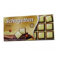 Шоколад Schogеtten Trilogia 100 гр