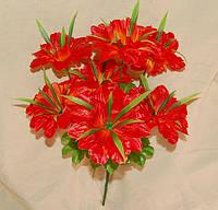 Как напарить искусственные цветы