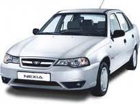 Автомобильные чехлы НЕКСИЯ с подголовниками с 2008