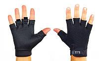 Перчатки тактические с открытыми пальцами 5.11 BC-4379-BK(L) (р-р L,черный)