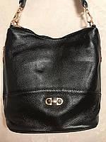 Женская сумочка из натуральной качественной кожи.