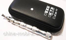 Набор - сигарета X6 KTS eCab V2 в чехле, Silver, фото 2