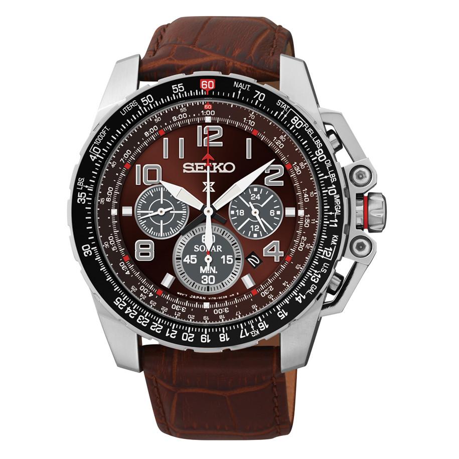 Часы Seiko Prospex SSC279P1 SOLAR V175