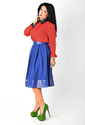 Воздушная - легкая юбка размер 42,44,46