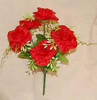 Распариваем искусственные цветы