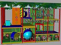 Детский игровой комплекс 4,5х4, фото 1