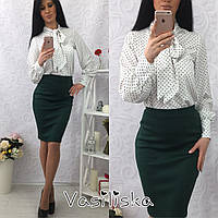 Женская стильная юбка-карандаш (7 цветов)