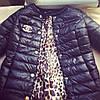 Женская курточка (также отшив 46-52 размеров)