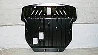 Защита картера двигателя и кпп Hyundai Santa Fe (Хендай Санта Фе) 2006-  с установкой! Киев