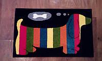 Коврик жаккардовый Kolibri Собака. Производство Украина.