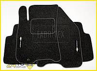 Ворсовые коврики Chevrolet Lacetti, Полный комплект, (хорошее качество), Шевроле Лачетти
