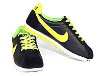 Мужские кроссовки Nike Сortez, темно-синие  (р. 44)