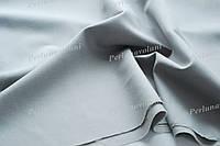 Сорочковая ткань Оникс серая