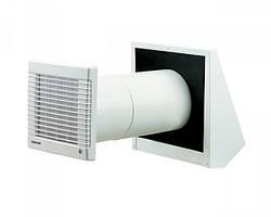 Комнатные установки с рекуперацией тепла Вентс