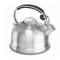 Чайник KitchenAid 1.89 л. со свистком  KitchenAid, Stainless Steel