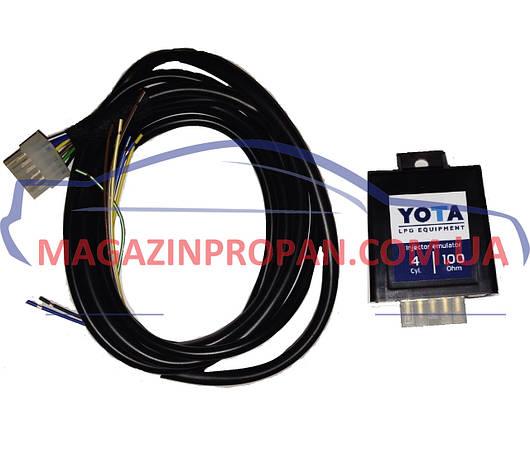 Эмулятор форсунок  на 4 цилиндра Yota, фото 2