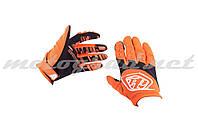 Перчатки mod:030 оранжевые TLD