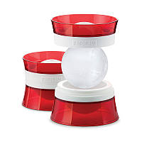 Форма для льда ZOKU Ice Ball Molds, набор из 2-х