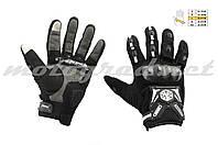 Перчатки mod:MC-20 черные текстиль SCOYCO
