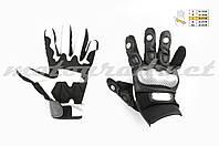 Перчатки mod:MC-33 черные текстиль SCOYCO