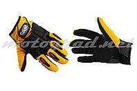 Перчатки mod:MCS-22 желтые PRO-BIKER