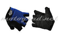Перчатки без пальцев GLOVE mod:Freeride синие FOX