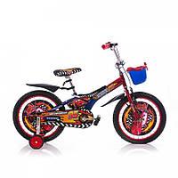 """Детский велосипед Тачки 14"""""""
