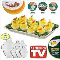Формочка Eggies для варки без скорлупы