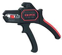 Автоматический инструмент для удаления изоляции KNIPEX 12 62 180. Германия