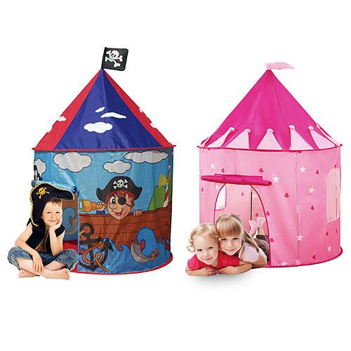 Палатка игровая замок принцессы, 105-105-125 см