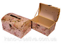 """Коробка Подарочная Сундучок"""" Марка"""",мал."""