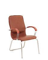 Кресло конференционное Nova wood CFA LB chrome (Nowy Styl)
