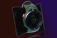 Часы с компасом Skmei 1231 (хаки)