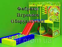 """Детский игровой комплекс """"Домовенок"""""""